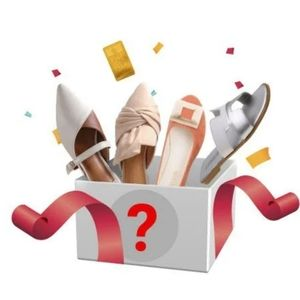 Womans Shoes Mystery Box! Shoes 👞👟👠👡👢🥿👞